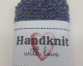 Knit Dish /Washcloth