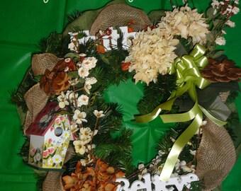 Year Round Faith Wreath