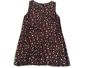 sALe 30% off 90's Grunge Floral Babydoll Dress
