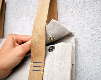 Snap fastener, press stud, popper, tich button on your InconnuLAB backpack