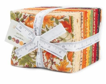 Welcome Fall by Deb Strain for Moda Fat Quarter Bundle 34 FQ 19770AB