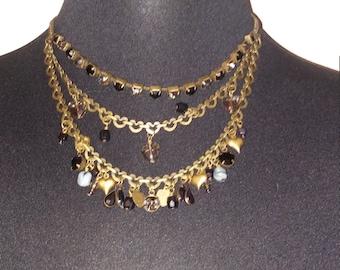 schoolgirl crush necklace