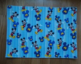 Mickey Mouse Large Pet Food Mat