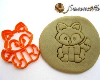 Fox Cookie Cutter Cookie Cutter/Multi-Size