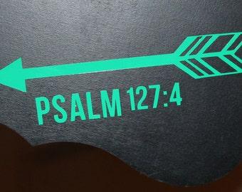 Custom Bible Verse Cross Vinyl Decal Luke Decal - Bible verse custom vinyl decals for car