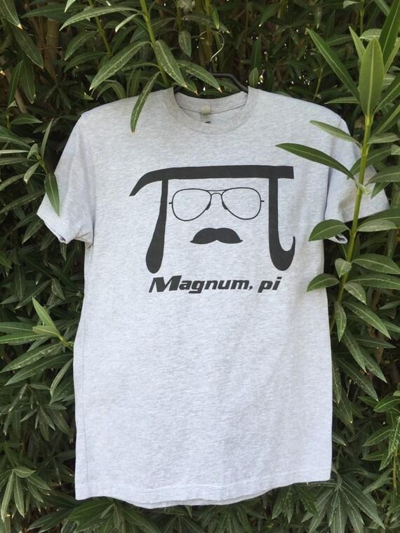 nerd shirt magnum pi t shirt tom selleck by deathponyapparel