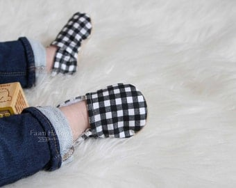 Baby Shoes Baby Boy Shoes Baby Girl Shoes Black Baby Boy Shoes Black Baby Girl Shoes Plaid Baby Boy Shoes Plaid Baby Girl Shoes Plaid Baby