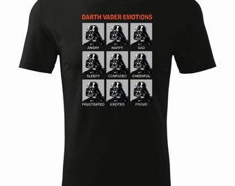 Star wars t-shirt/Darth vader t-shirt/starwars shirt/Star wars gift/Darth Vader