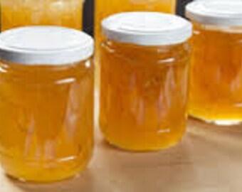 Organic Lemon Marmalade 8 oz.