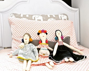 French rag dolls