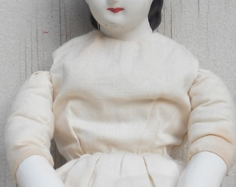 Lovely Victorian Plaster doll!