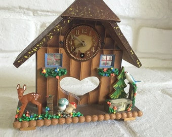 Schatz German Clock Etsy
