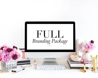 Custom Full Branding Package