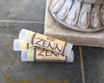 Solid Moisturizing  Perfume Stick Sweet Jasmine