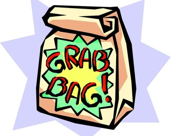 GRAB BAG of Hair Clips!!