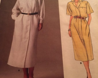 Vintage 1985 Vogue Pattern: Anne Klein