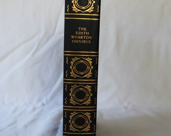 Edith Wharton Omnibus, The Age of Innocence, Ethan Frome, Old New York