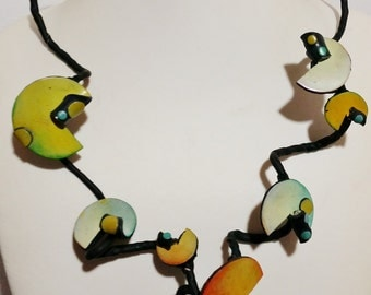 Polymer clay, Surreal series,