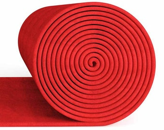 Red Carpet  3x8ft Size for Backdrop