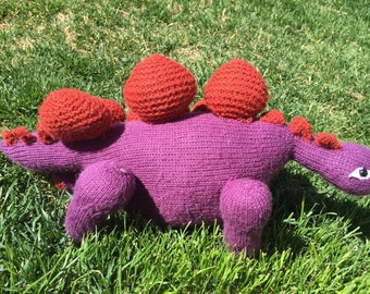 Stuffed Dinosaur Stegosaurus Stuffed Animal Dinosaur Plush Toy