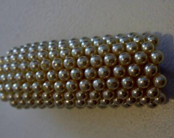 BEADED BARRETTE - Barette à cheveux en perles
