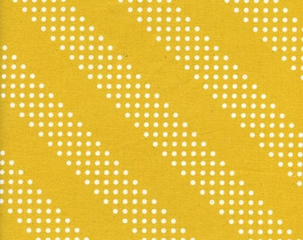 Dottie in Dijon Mustard - Basics by Cotton + Steel Cotton Fabric Fat Quarter