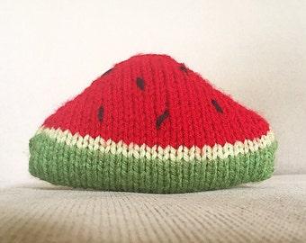 Play Food: Stuffed Watermelon