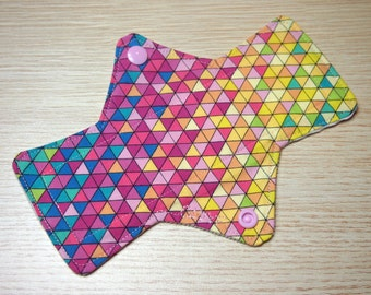 7 inch Cloth Panty Liner- Light Absorbency