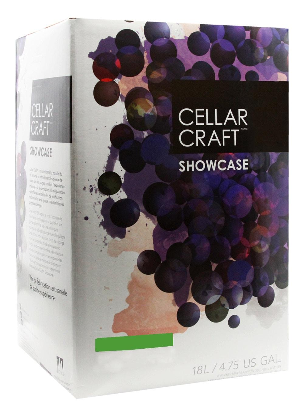 Cellar craft wine kits -  166 67