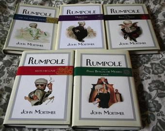 John Mortimer Rumpole books