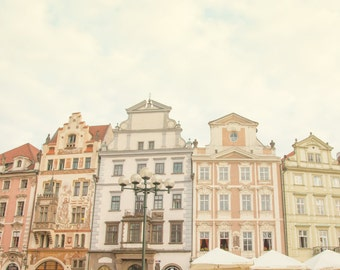 """Prague Photography, """"Old Town Square"""""""