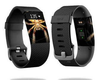 Skin Decal Wrap for Fitbit Blaze, Charge, Charge HR, Surge Watch cover sticker Web
