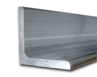 "6061-T6 Aluminum Structural Angle 1-1/2"" x 1-1/2"" x 12"" (3/16"")"
