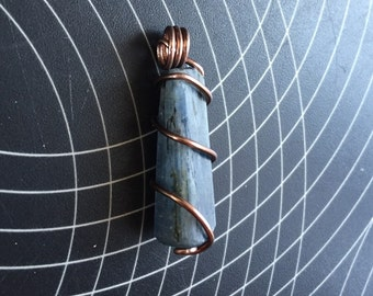 Kyanite Pendant