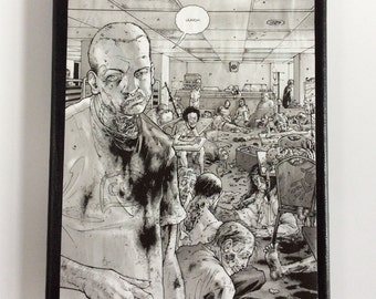The Walking Dead Wall Art