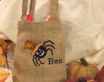 HalloweenParty Favor Bags