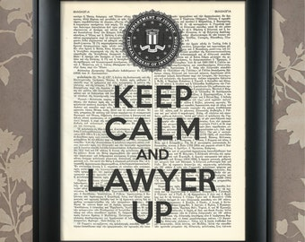 Attorney Print, Lawyer Poster, Lawyer Humor, Lawyer art, Lawyer wall art, Lawyer Gift, Lawyer Present, Lawyer Print, Attorney Gift