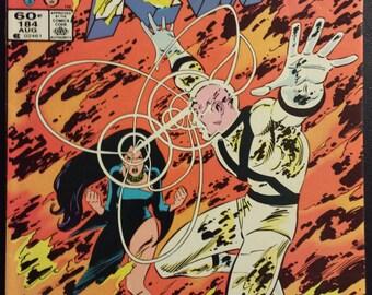 Uncanny X-Men #184 (1984) Comic Book