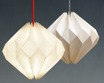 origami lamp: Pure Diamond