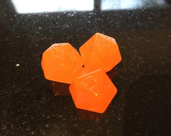 UV reactive orange D20