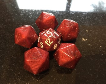 Red Pearl D20