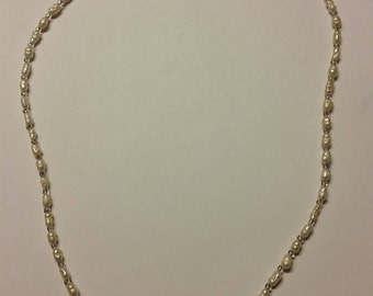 Freshwater Pearl Necklace Cultured Jewelry
