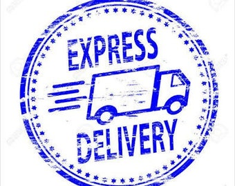 Express Shipping 5 days or 7-10 days
