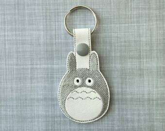 Friendly Neighbor Keychain