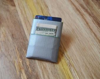 Sticky Mallard Duct Tape Wallet - The Slim