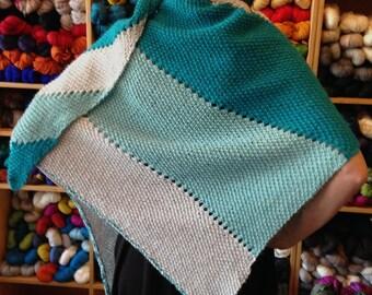 Shawl Knitting Pattern pdf, pdf knitting pattern, pdf shawl knitting pattern, Shawl knitting