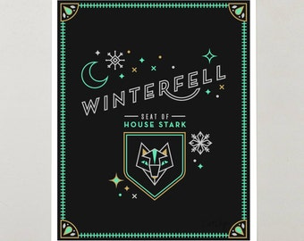 Winterfell – Game of Thrones Castle Tribute