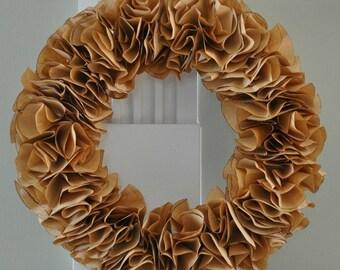 Woodland Home Wreath