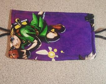 Nursery Door Muff Silencer Jammer Latch Cover / Legend of Zelda / Baby Boy Shower Gift / Link
