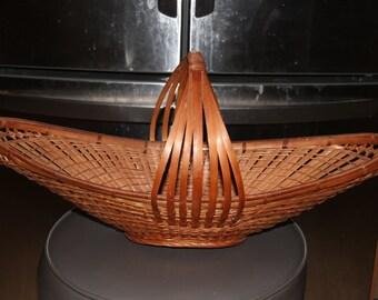 Vintage Basket bread, potpourri, centerpiece